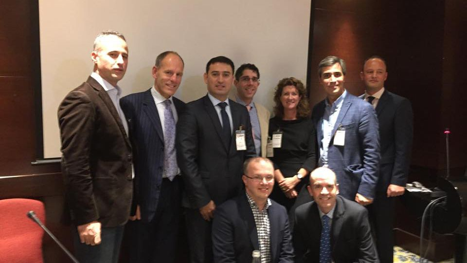 Primary Knee Replacement Master Class – Bucharest , Romania 2014